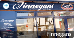 Shop Fitting for Finnegans