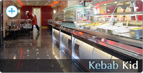 Shop Fitting for Kebab Kid
