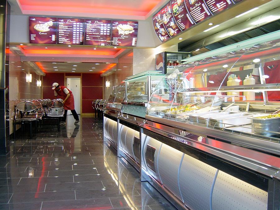 Kebab Kid Shopfitting Case Study By Centreplan
