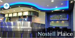 Shop Fitting for Nostell Plaice
