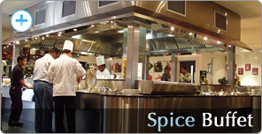 Shop Fitting for The Spice Buffet